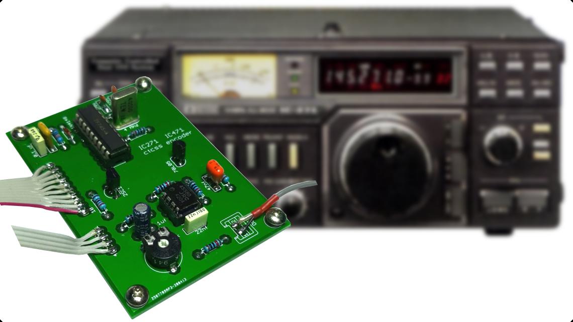 Diamo un tono a… ICOM IC-271 IC-471